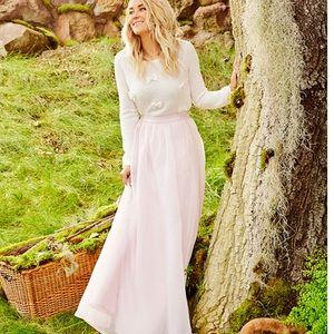 NWT Lauren Conrad romance tulle skirt